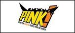 Logo PINK geel oranje zwart opb