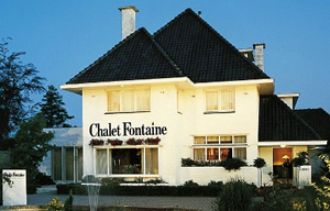 Kunst & Culinair bij Chalet Fontaine